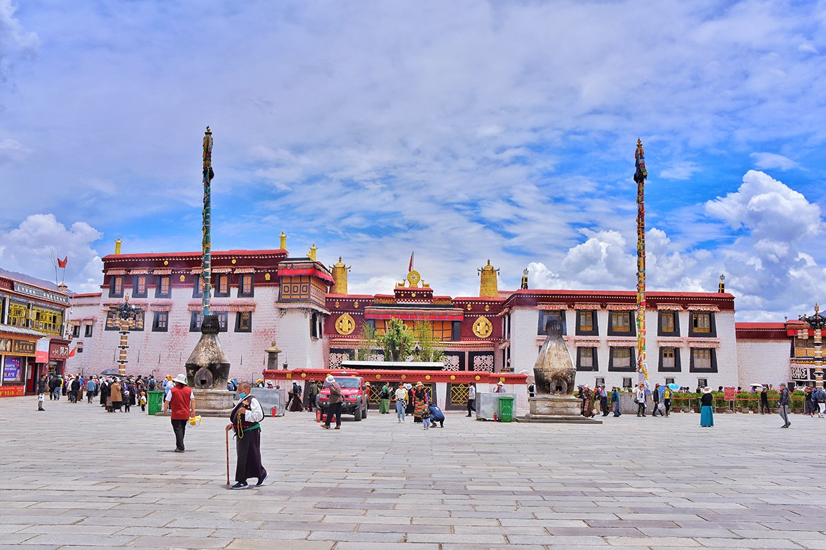 Jokhang Temple | Photo par Liu Bin
