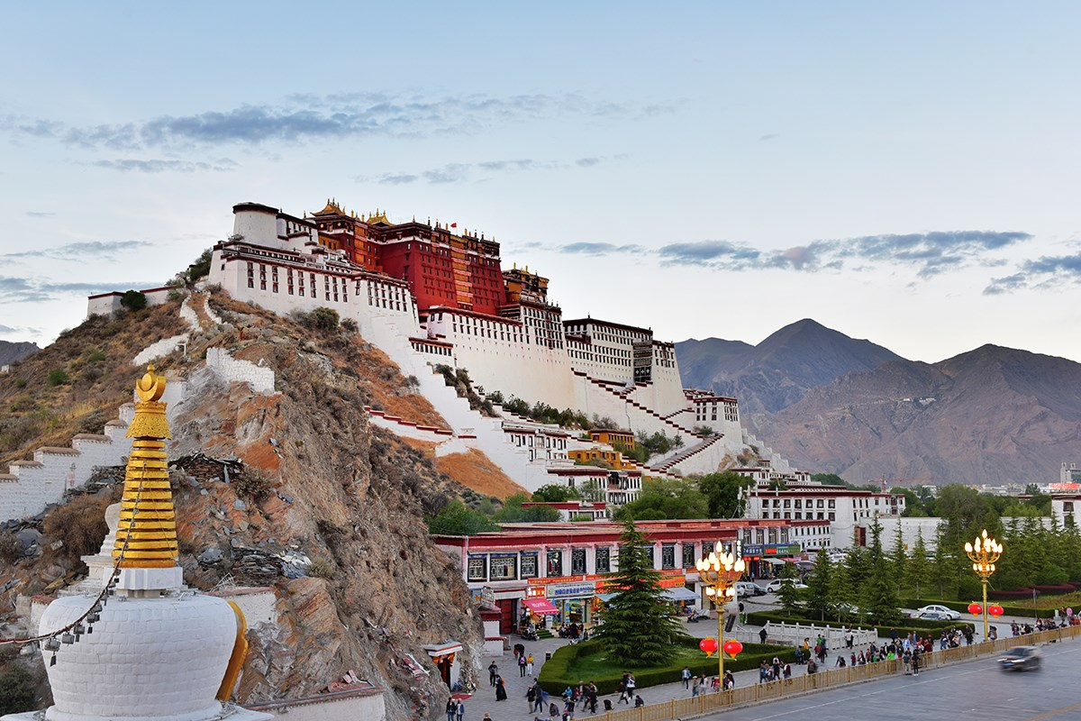 Potala Palace | Photo par Liu Bin