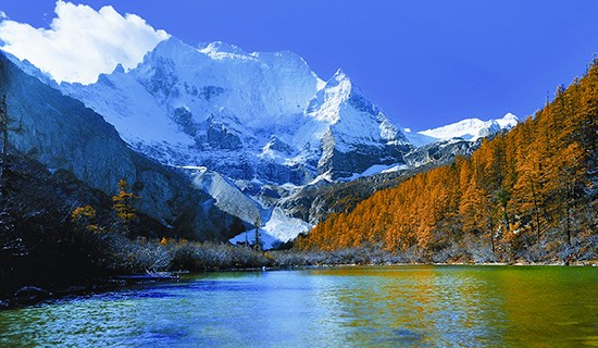 Searching for Shangri-La in West Sichuan and North Yunnan
